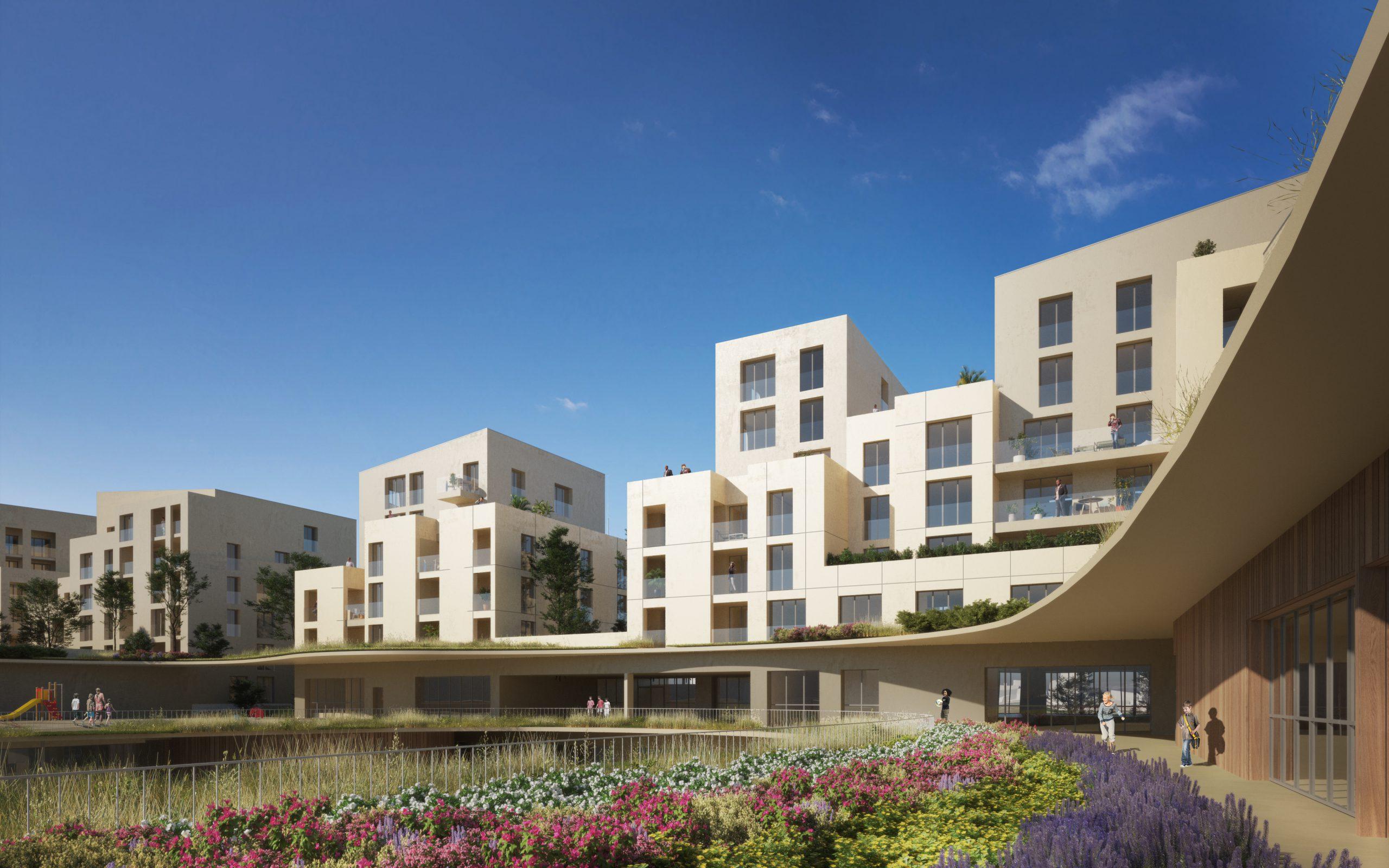 Résidence Onna - Bordeaux 2