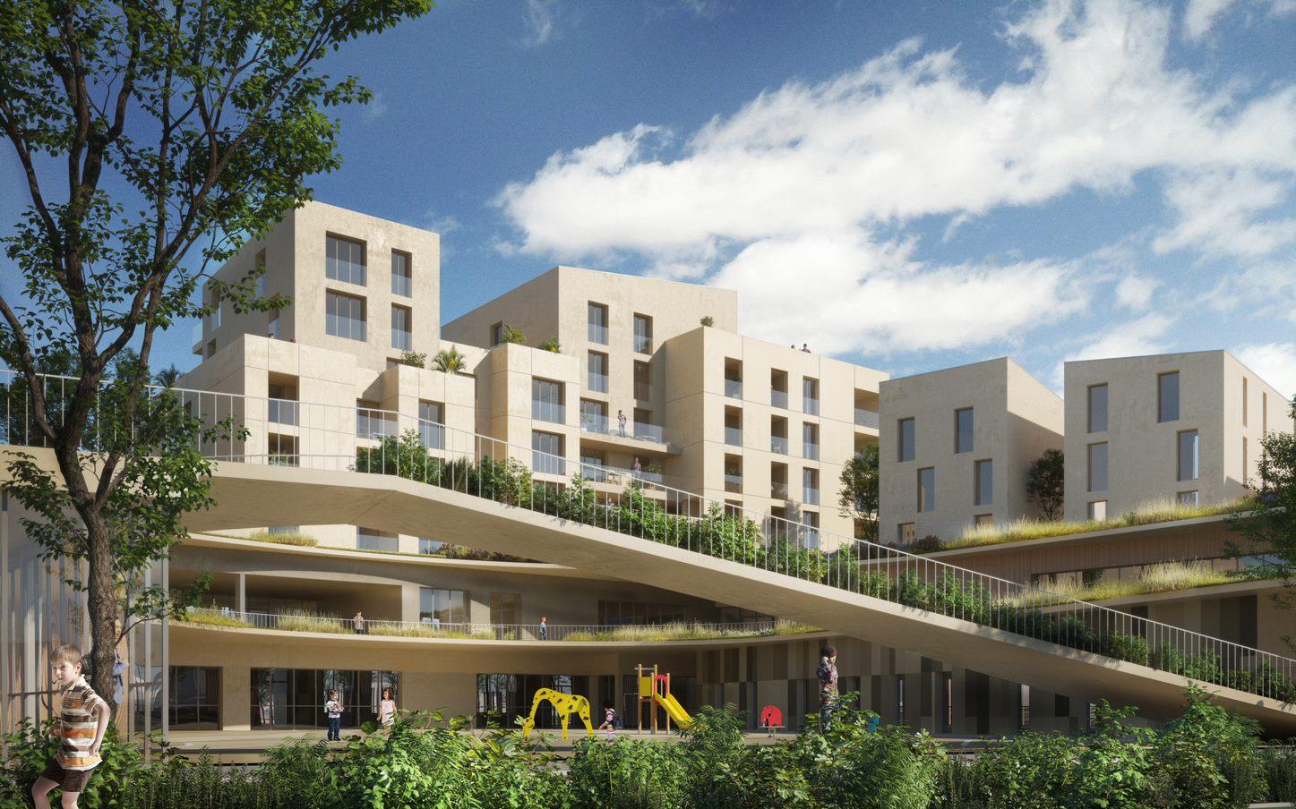 Résidence Onna - Bordeaux 4