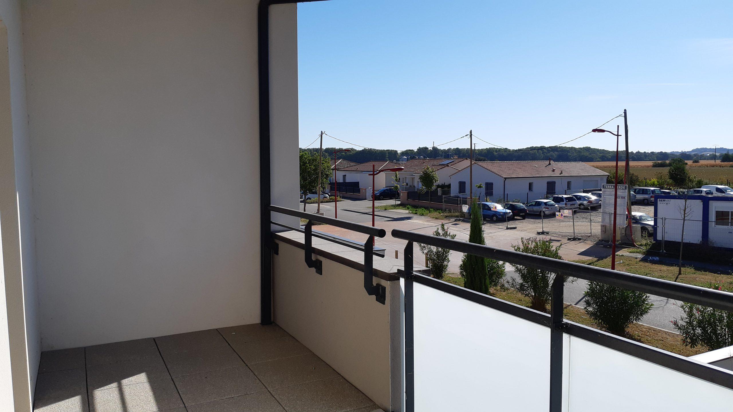 PECHABOU Balcon