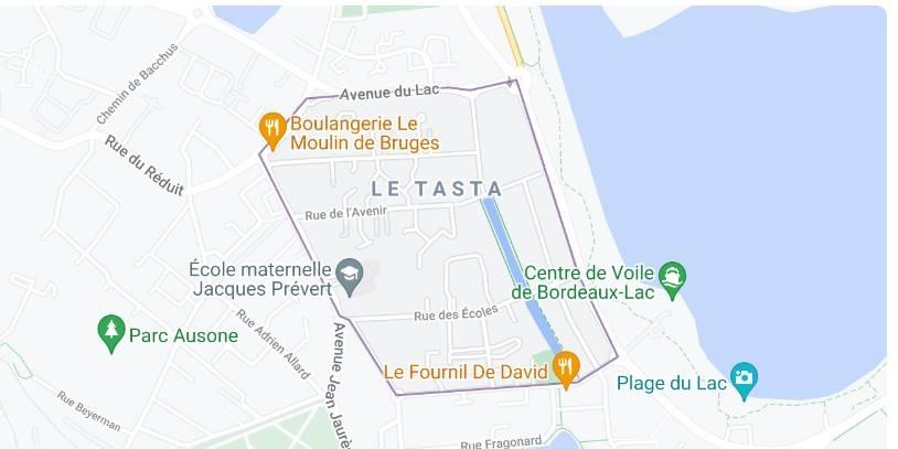 Vue Maps LE TASTA